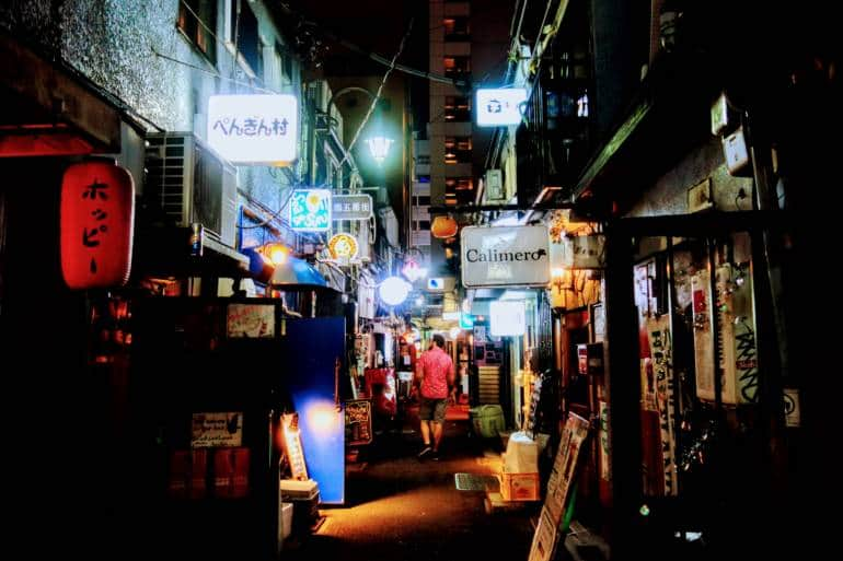 Golden-Gai-Street